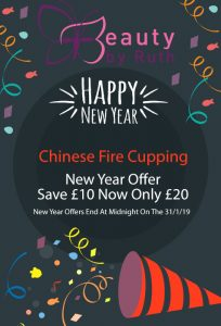 New Year Chinese Fire Cupping