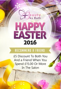 Beauty by Ruth Easter Offer 1