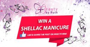 Win A Free Shellac Manicure
