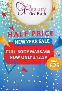 Half Price Full Body Massage