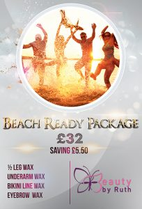 July Beach Ready Package