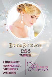 July Bride Package