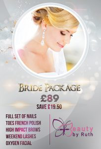 Summer Special Offers Bride Package