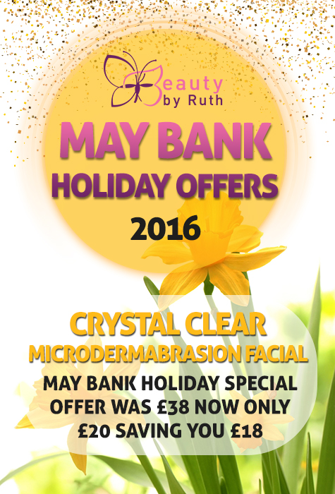 May Bank Holiday Special Offer 1