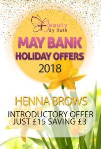 Henna Brows Offer