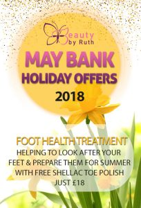 Foot Health Treatments Offer