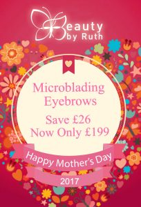 Mothers Day Microblading Offer