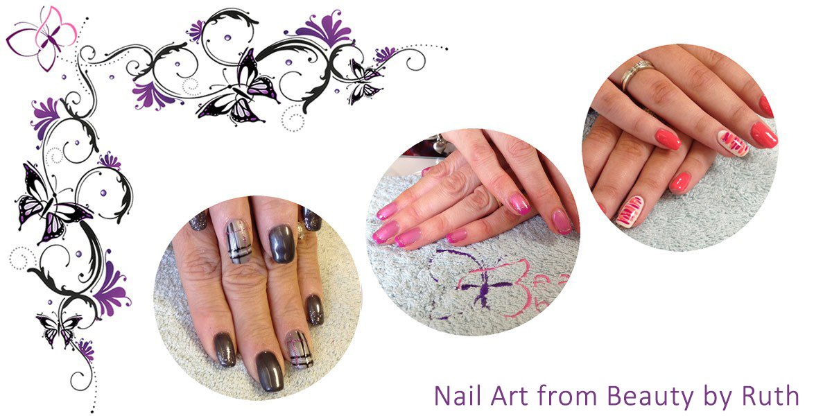 Nail Art from Beauty by Ruth