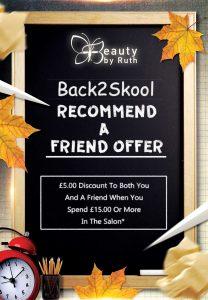 Back2Skool Offer 2