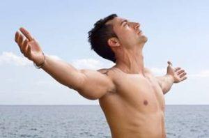 Summer Waxing For Men
