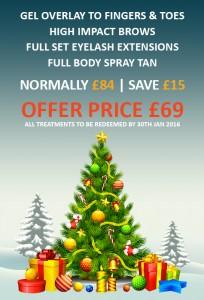 Christmas Beauty Offer