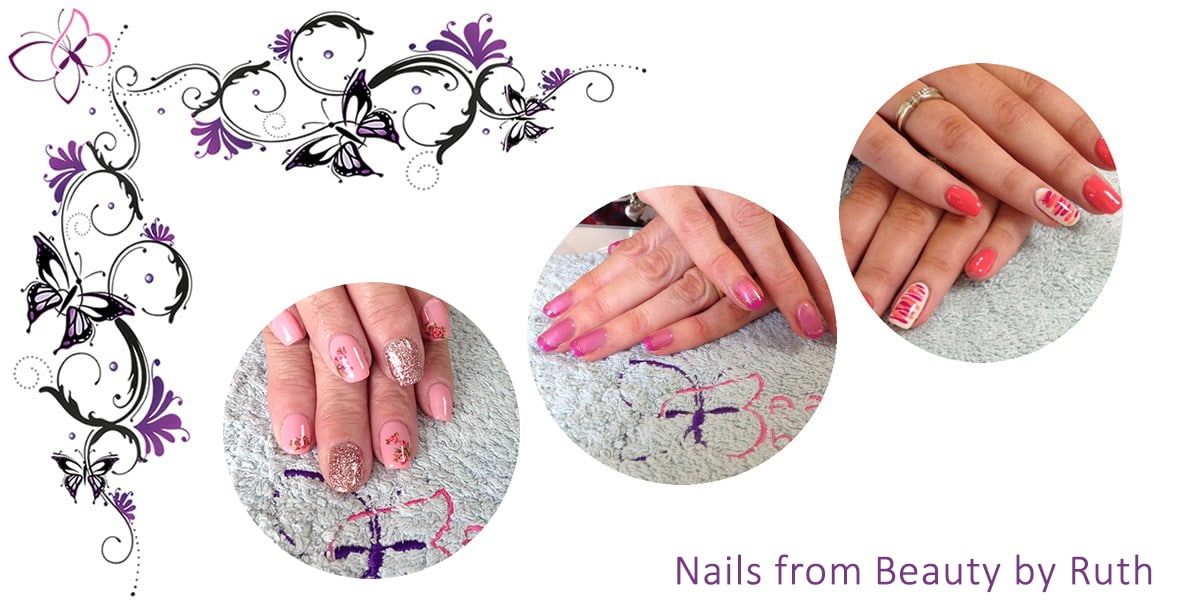 Nails from Beauty by Ruth